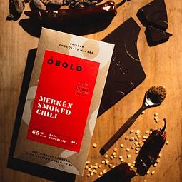 65% Cacao Merken Smoked Chili