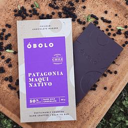 50% Cacao Patagonia Maqui Nativo