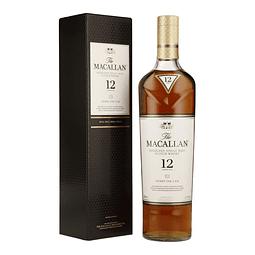 Whisky The Macallan 12 años Sherry Oak Cask