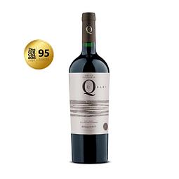Q Clay Blend (Syrah - Malbec) - Viña Bisquertt