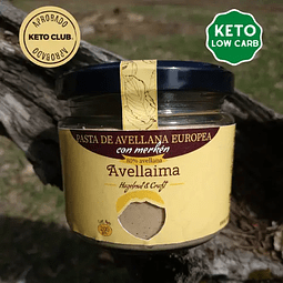 Pasta de Avellana Europea con Merken /  Ketov - Avellaima
