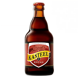 Cerveza Kasteel Rouge 330 ml
