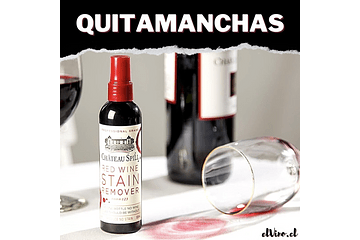 Quitamanchas Mágico Château Spill®  🇺🇸