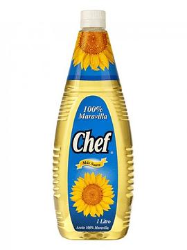 Aceite de maravilla Chef