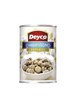 Champiñones enteros Deyco