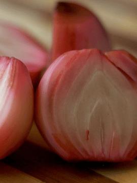 Cebolla en escabeche