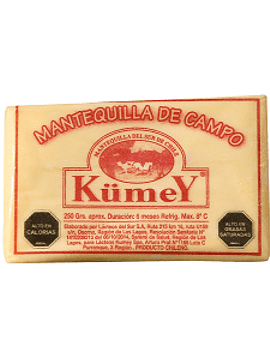 Mantequilla de Campo Kümey