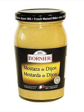 Mostaza Bornier Dijon