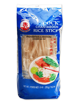 Fideos  de arroz Thai