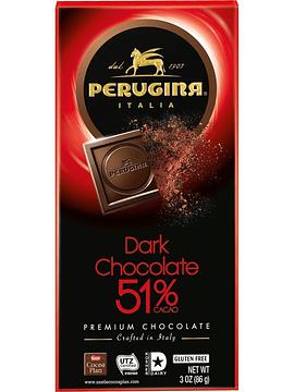 Chocolate amargo Perugina  51%