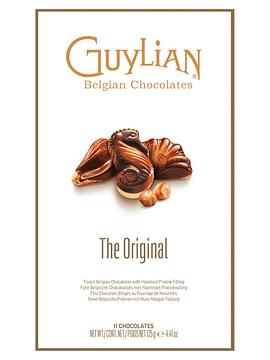 Chocolate Guylian  11 bombones