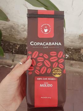 Cafe Copacabana