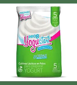Cultivos Probióticos de Yogustart