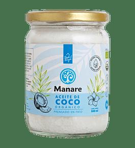 Aceite de coco sin sabor y sin olor de Manare