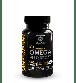 OmegaPlus 3 Wellplus 60caps