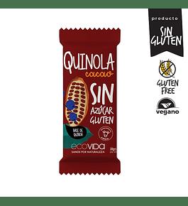 Barras Quinola Cacao (Pack 3 unidades)