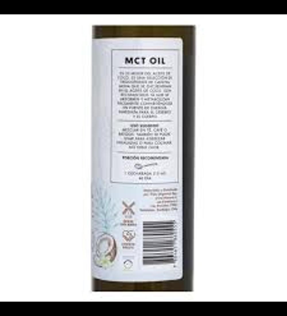 MCT Oil 250ml