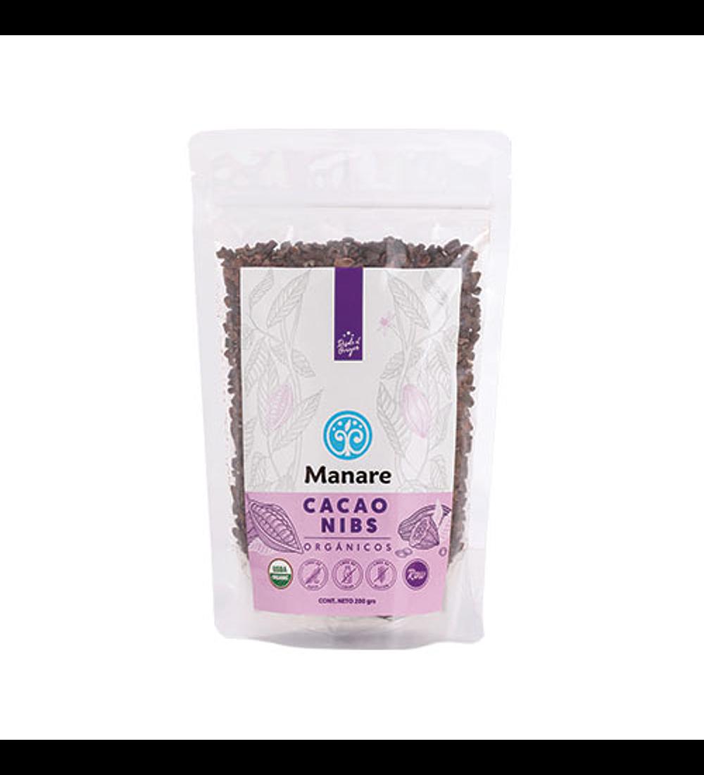Cacao Nibs de Manare 200g