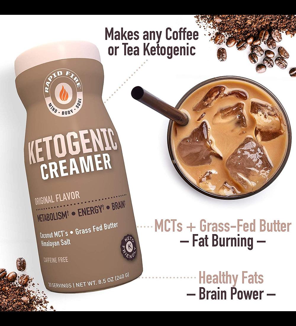 Ketogenic Creamer 240gr