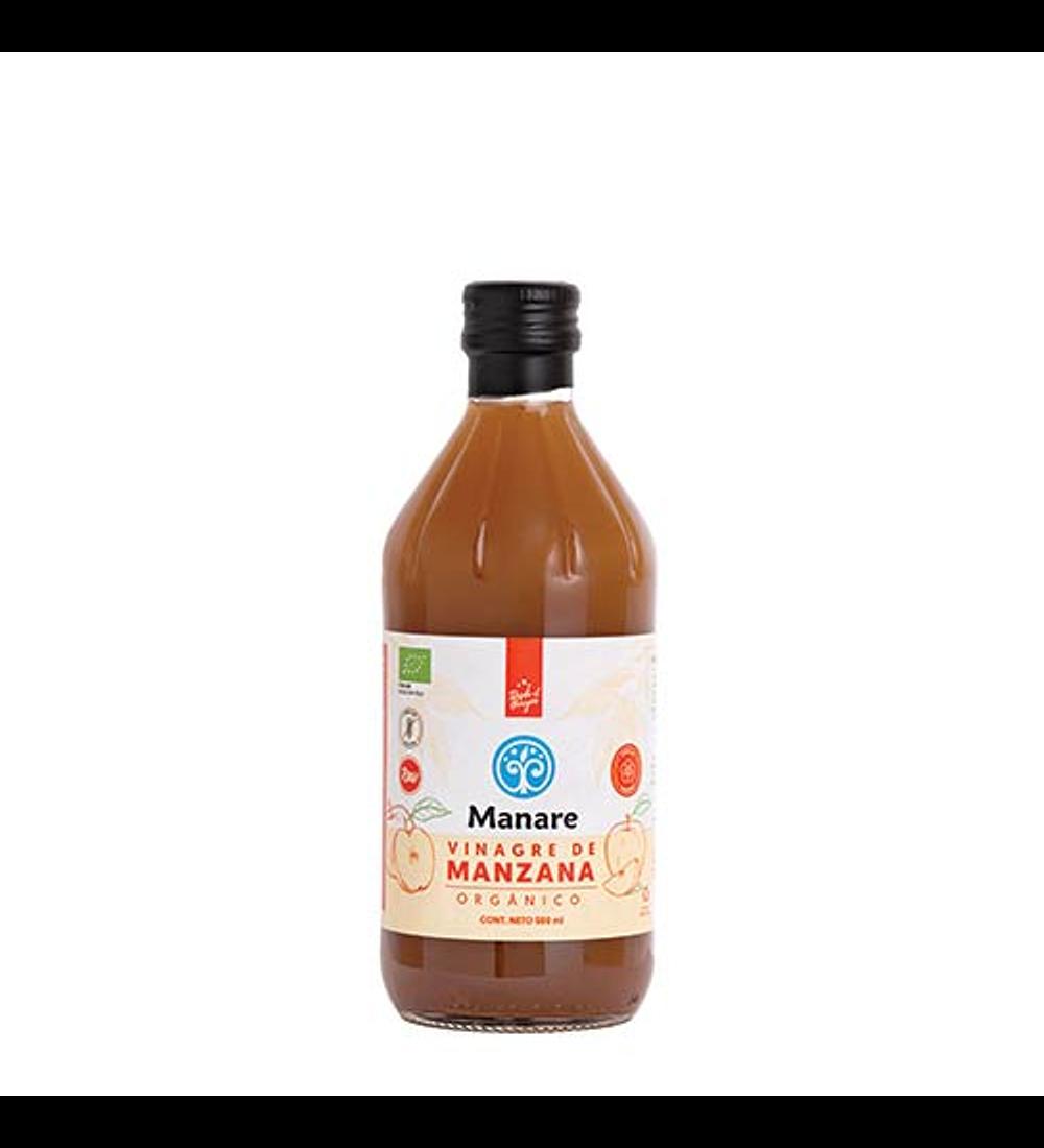 Vinagre de Manzana orgánico de Manare