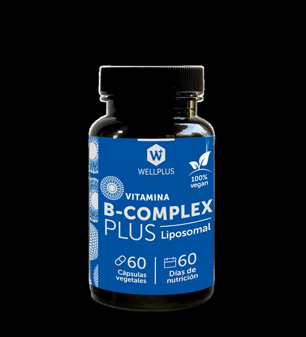 Complejo B Plus de WellPlus