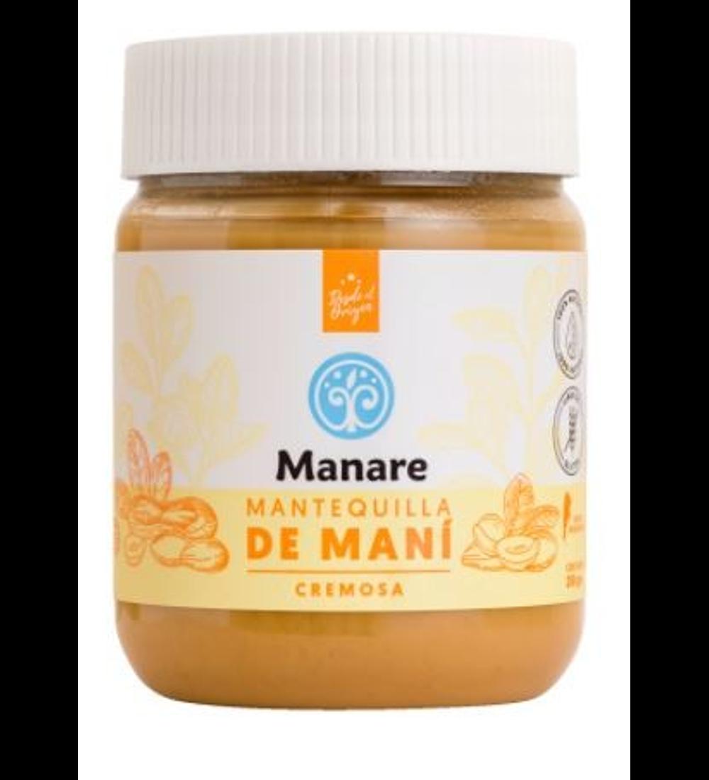 Mantequilla de Maní 250 gramos de Manare