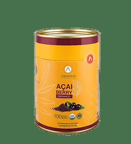 Açai Berry orgánico, Aquasolar 100gr