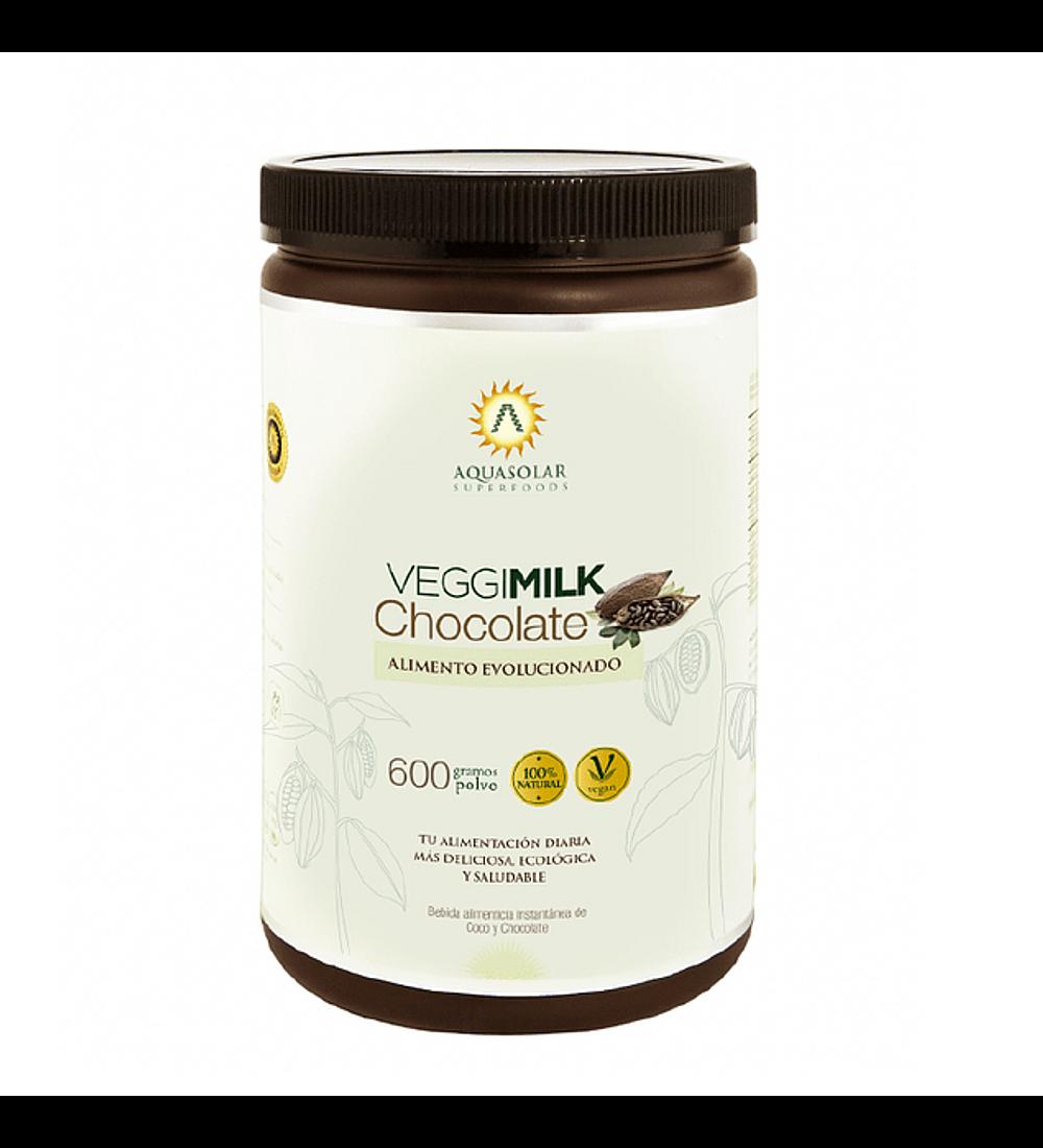 VeggiMilk Chocolate, Aquasolar 600gr