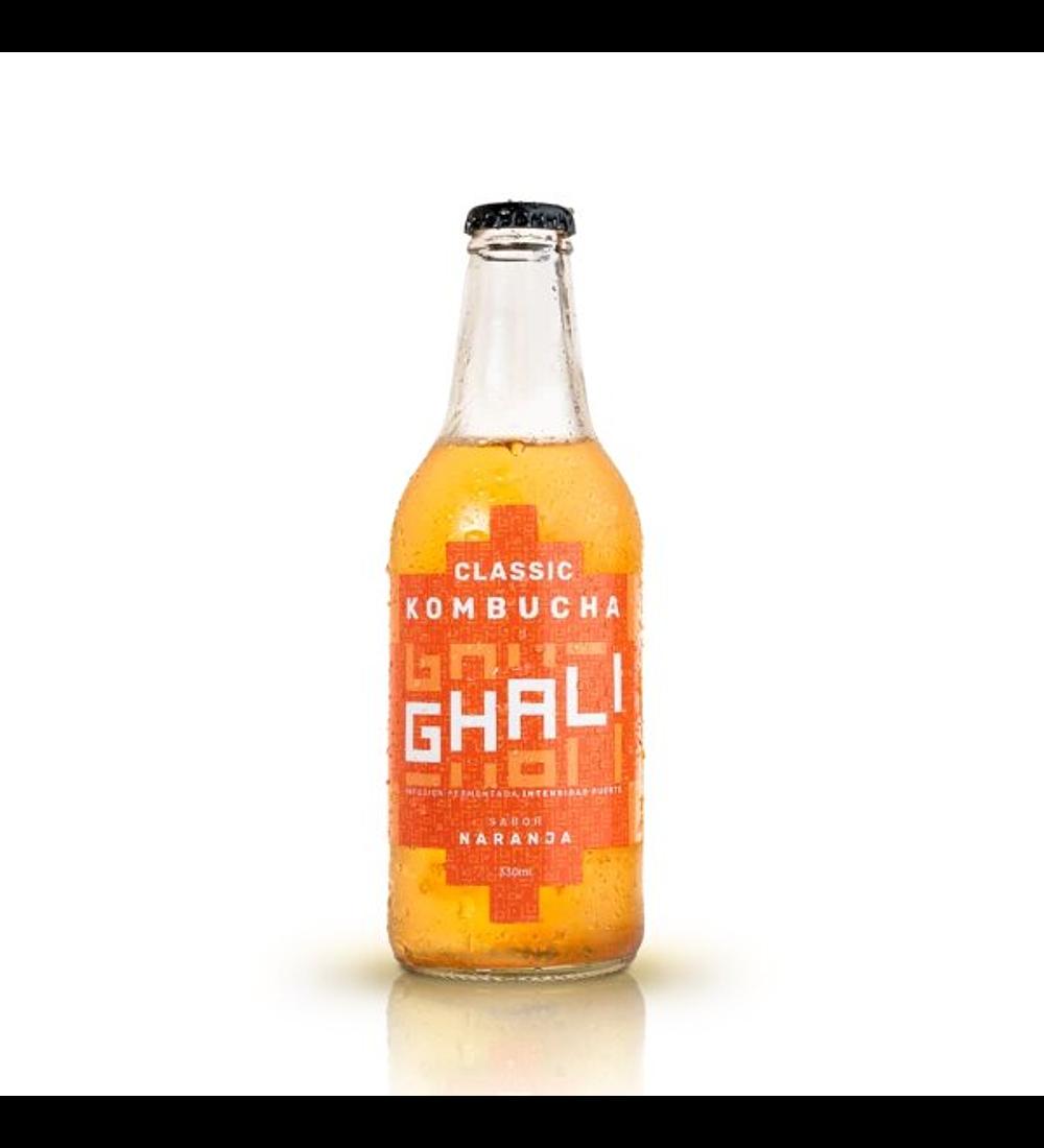 Kombucha Naranja de Ghali 330ml