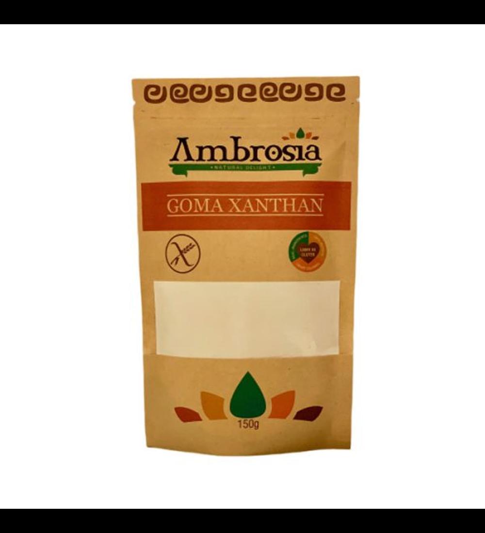 Goma Xantana de Ambrosia 150 gramos