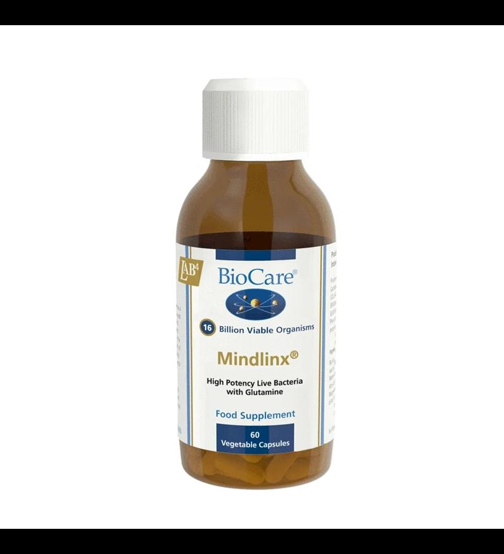 Mindlix en cápsulas de BioCare