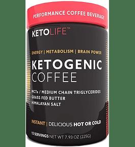 Café Cetogénico Ketolife