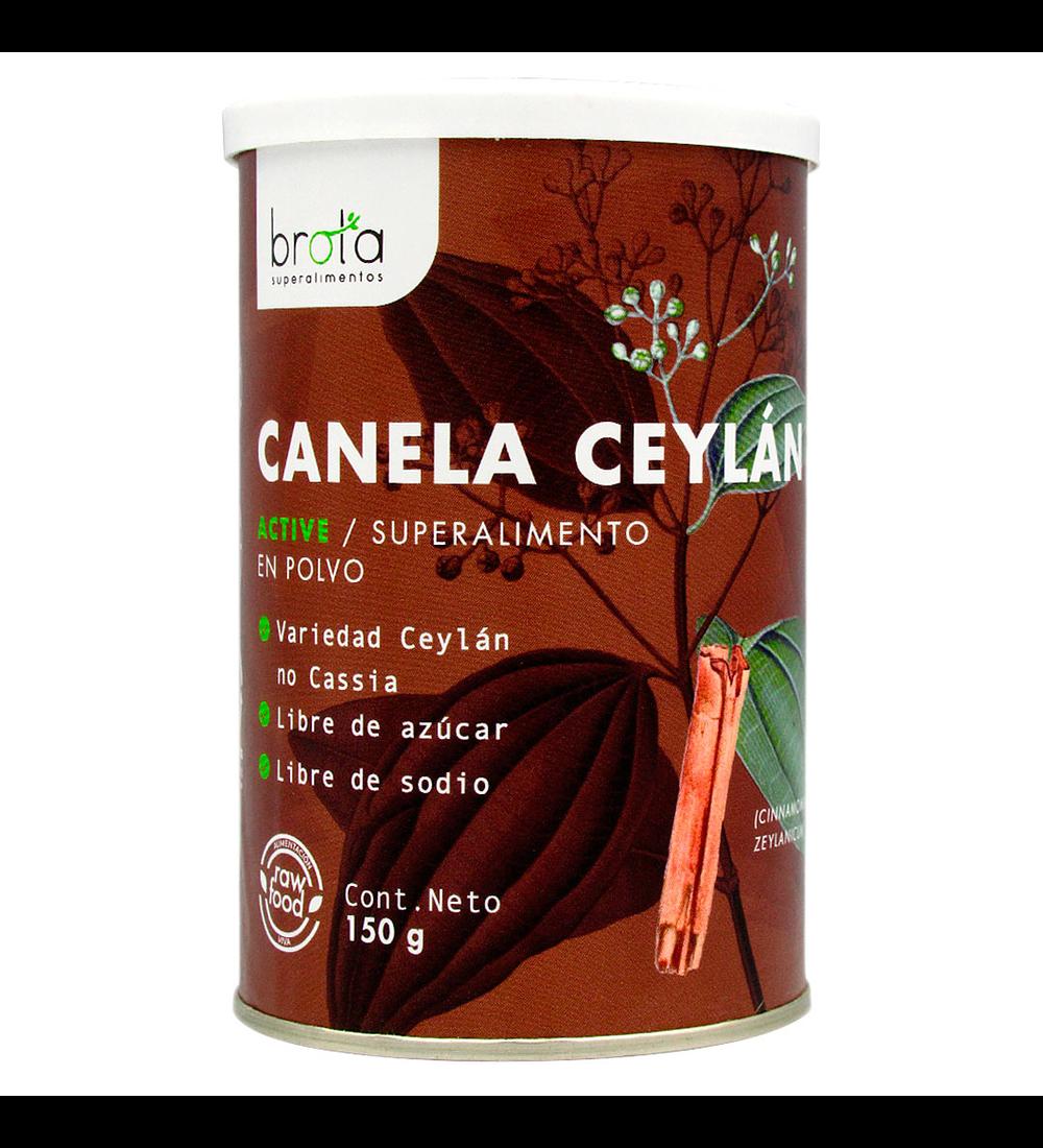Canela Ceylan de Brota 150g
