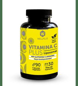 Vitamina C Liposomal Wellplus