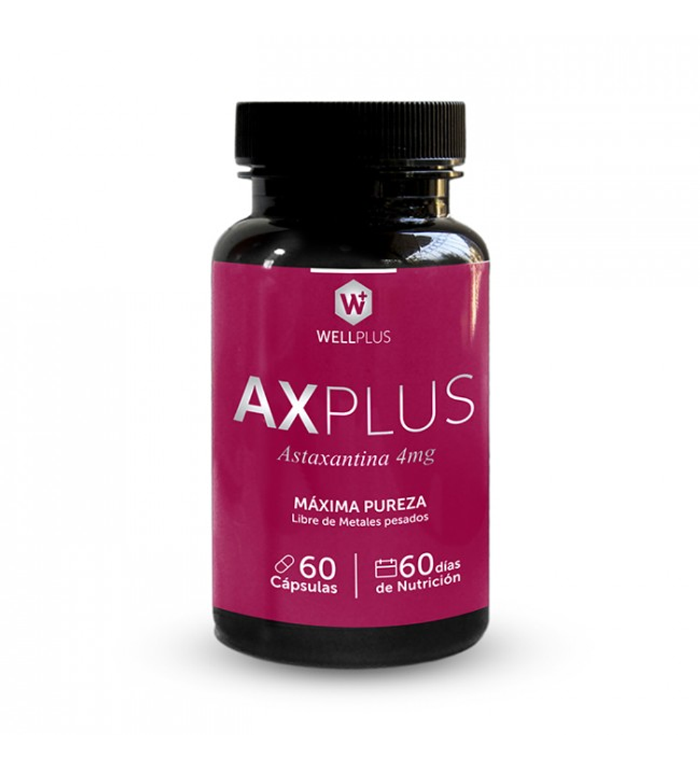 AxPlus 4mg de WellPlus