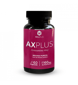 AxPlus 4mg de WellPlus