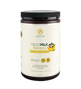 VeggiMilk Banana, Aquasolar 600gr