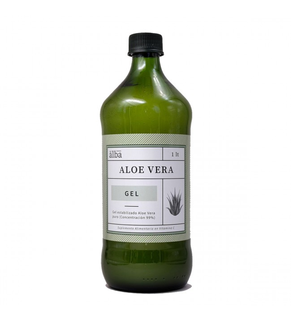 Aloe Vera Gel, 1lt Apícola del Alba