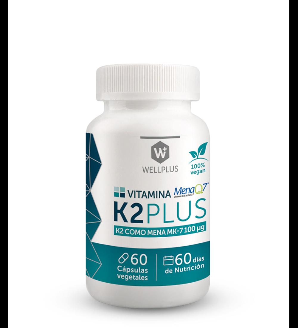 Vitamina K2 Wellplus