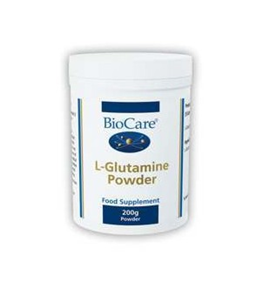 L-Glutamina en polvo de BioCare