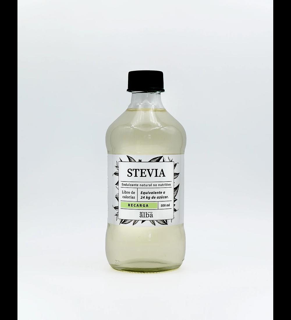 Stevia líquida 500ml de Apícola del Alba