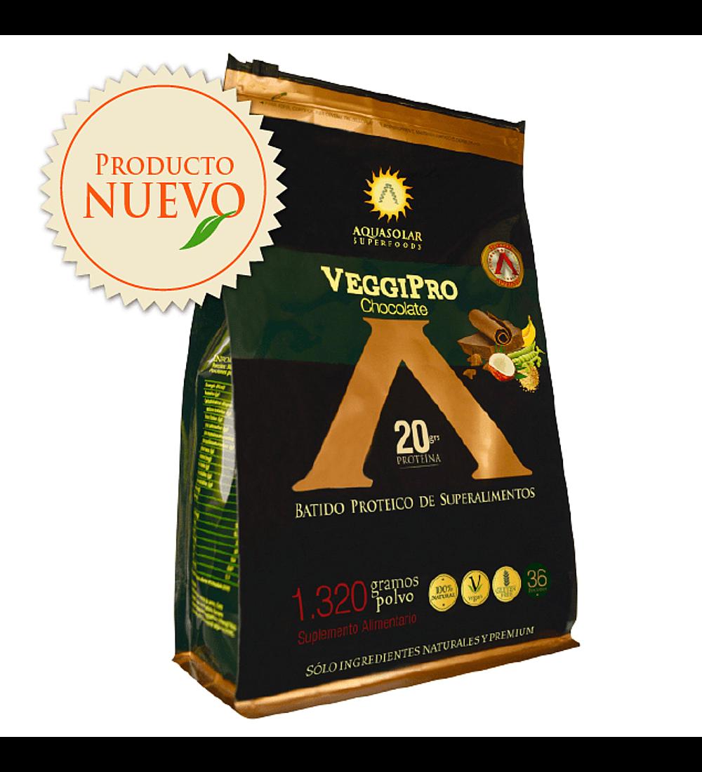 VeggiPro Cacao 1320gr de Aquasolar