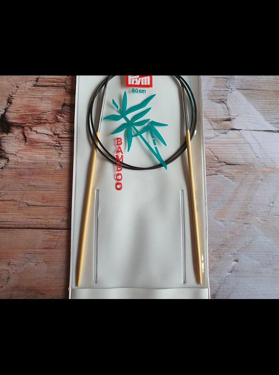 Palillo Circular de Bambú Número 2,5