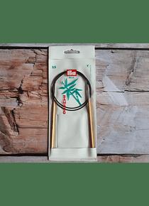 Palillo Circular de Bambú Número 3,5
