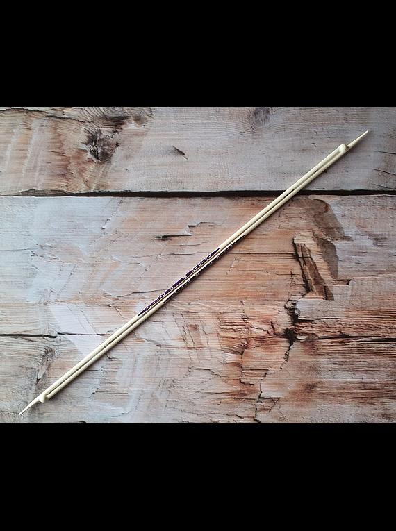 Palillos Rectos Ergonómicos de 35cm Número 3,0