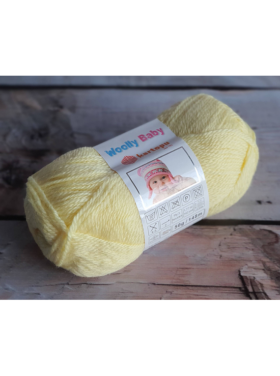 Woolly Baby Color K331