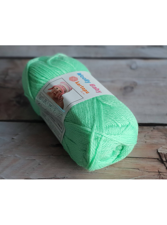 Woolly Baby Color K437