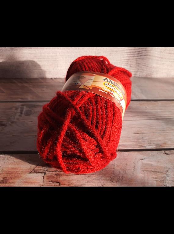 Ambar Gross Color 28 (Rojo Italiano)