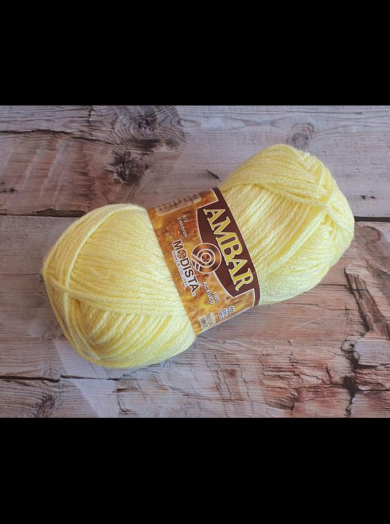 Ambar Color 136 (Amarillo Pastel)