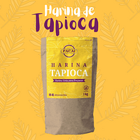 harina de tapioca Hidratada
